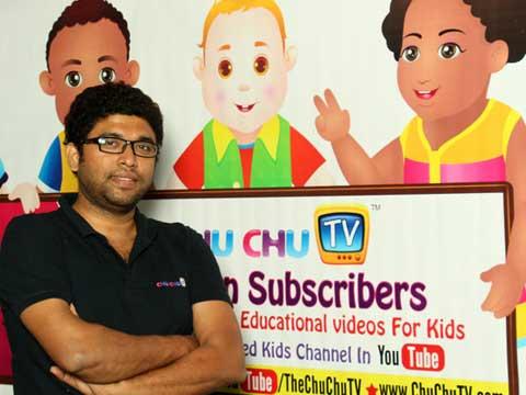 Vinoth-Chandar-CEO-ChuChuTV