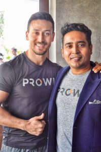 tiger-shroff-jiggy-george-prowl-launch