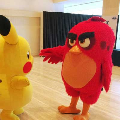 pikachu-and-red-bird