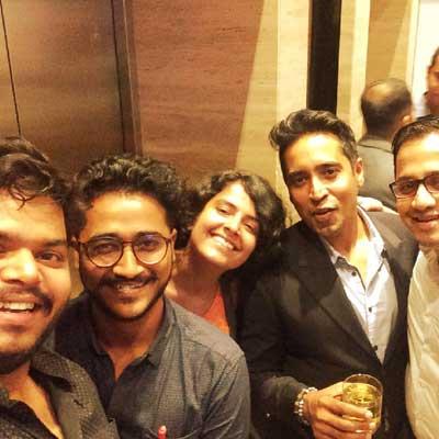 team-dream-theatre-at-india-licensing-expo-2017