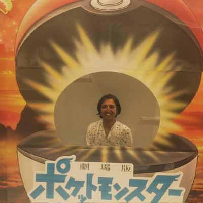 sushmita-at-pokémon-event