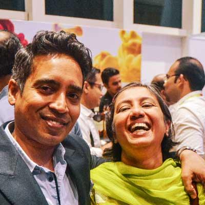 jiggy-and-sushmita-at-india-licensing-expo